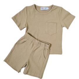 Pocket camel rib set