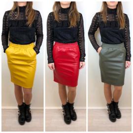 Mommy's favorite skirt