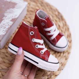 Red Star sneakers