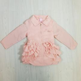 Fancy pink jacket