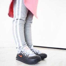 Side stripes legging