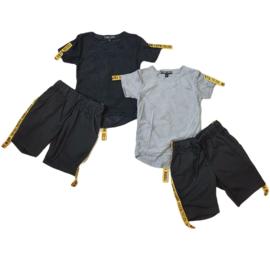 Black & Grey set