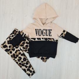 Vogue set - beige