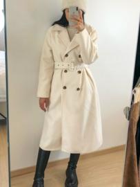 White Trenchcoat