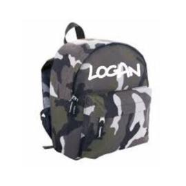 Camo backpack (gepersonaliseerd)