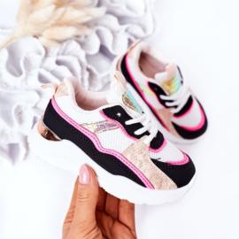 Add some neon sneaker