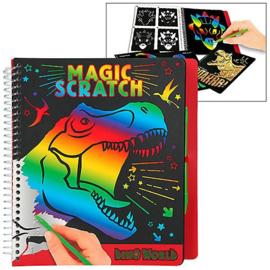 Magic scratch Dino
