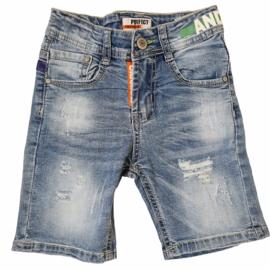Blue denims boys shorts