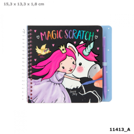 Princess Mimi mini Magic Scratch boek