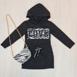 Love zebra dress