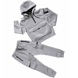 Grey Soft & Tough boys set