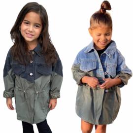 Just some denim jacket