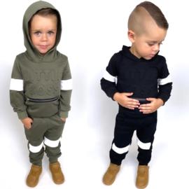 Hooded Little boss set