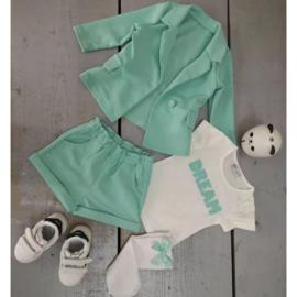 Everything girly set - Mint