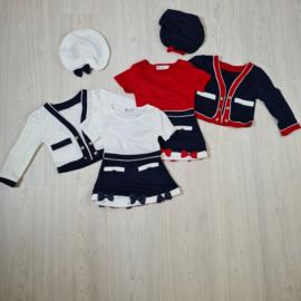 Girly Sailor Set