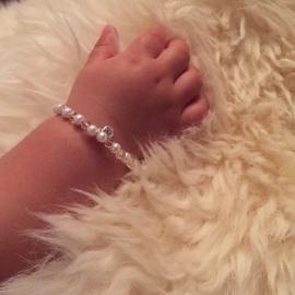 Baby bracelet 3 colors