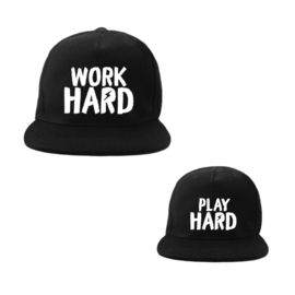 Work hard / play hard