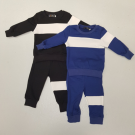 Blue & Black set