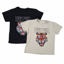 Never been seen basic tee
