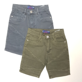 Grey or Green biker short