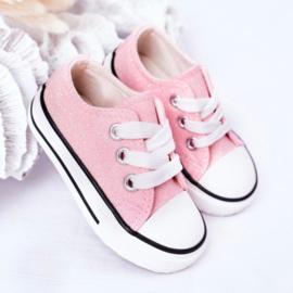 Make it walk glitter -  Pink