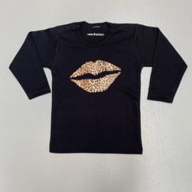 Leopard kiss longsleeves