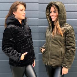2 Ways glamour jacket