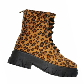 My leopard boots