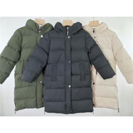 Warm bubbly jacket