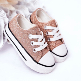 Make it walk glitter -  Champagne