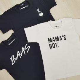 King + Baas + Mama's boy Package Shortsleeves
