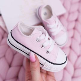 Let's take a walk - pink