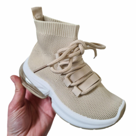 Sneaky laces beige