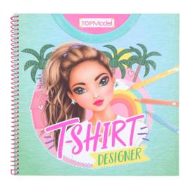 TOPModel T-shirt Designer kleurboek - NEW
