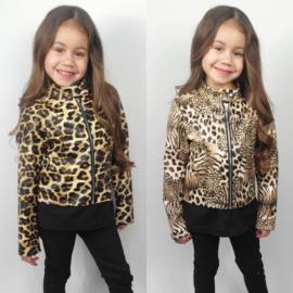 Leopard fever jacket