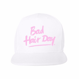 Cap bad hair day Pink