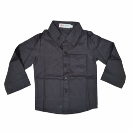 Baby black blouse
