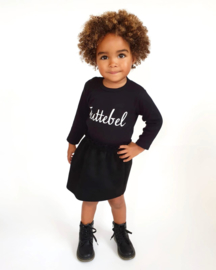 Tuttebel longsleeves zwart/wit