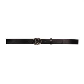 Black & Silver belt