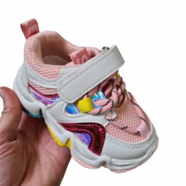 The toughest sneaker pink