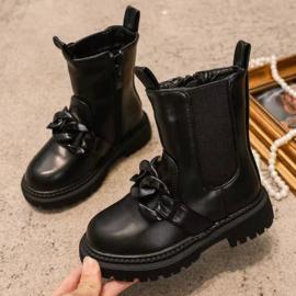 Chelsea & Black Chain boots
