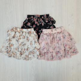 Flower skirt - 3 colors