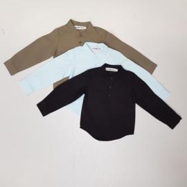 Basic boys blouse