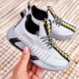White Walk around sneakers