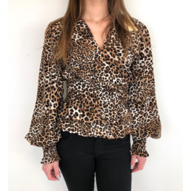 Leopard top (mommy)