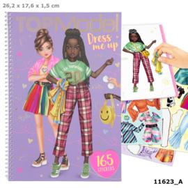 TOPModel Dress me up 165 Stickers Hayden & Malia