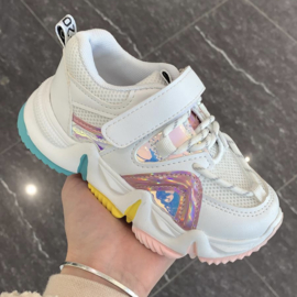 The toughest sneaker white