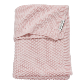 Deken knitted (4 kleuren)