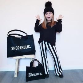 Shopaholic & mini shopaholic bag set