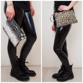 Leopard or Snake clutch